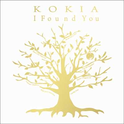 アルバム/I Found You/KOKIA