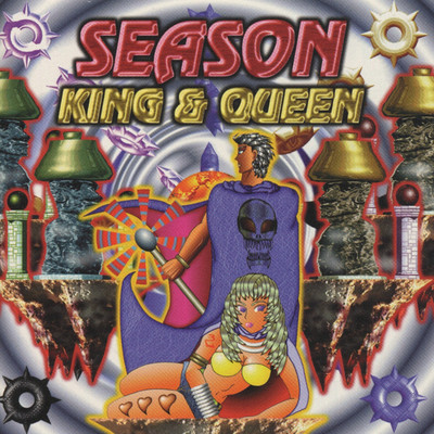 シングル/KING AND QUEEN (FRONT LINE-MAHARAJA MIX)/KING & QUEEN