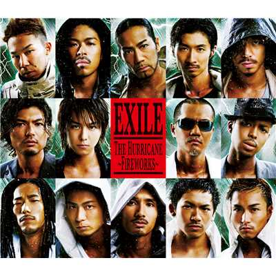 アルバム/THE HURRICANE 〜FIREWORKS〜/EXILE