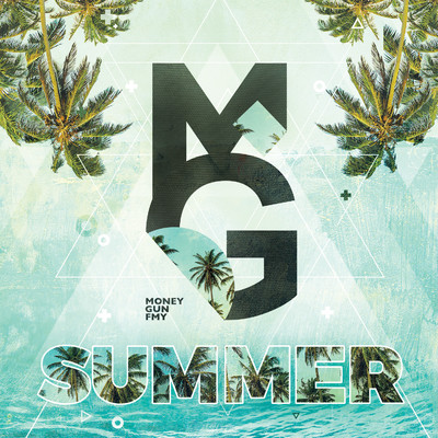 アルバム/Money Gun Summer/Various Artists