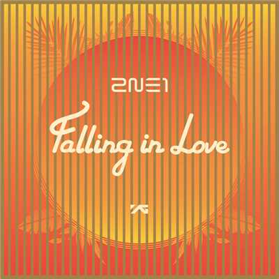 シングル/FALLING IN LOVE -KR Ver.-/2NE1