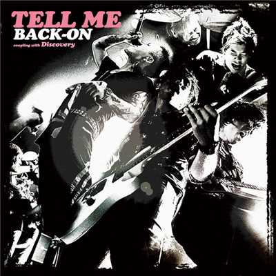 アルバム/TELL ME/BACK-ON