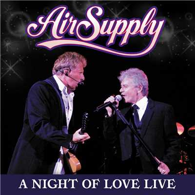 アルバム/A Night of Love Live/Air Supply
