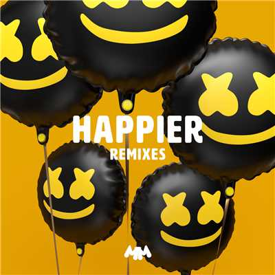 シングル/Happier (Blanke Remix)/Marshmello/Bastille