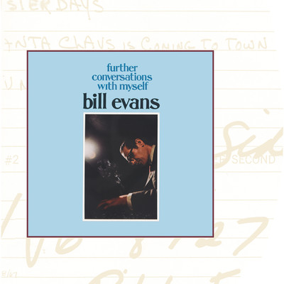 ハイレゾアルバム/Further Conversations With Myself/Bill Evans
