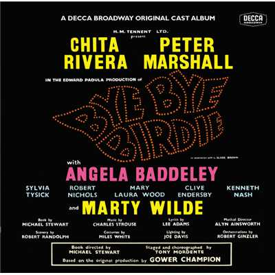 シングル/Put On A Happy Face (Original London Cast Recording)/Peter Marshall