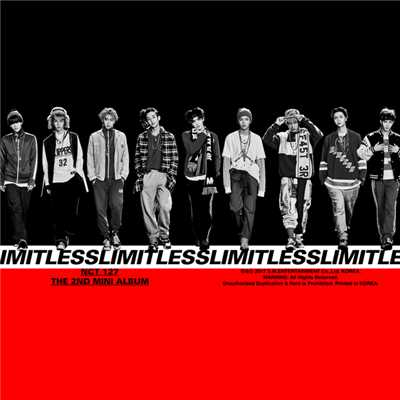 アルバム/NCT#127 LIMITLESS - The 2nd Mini Album/NCT 127