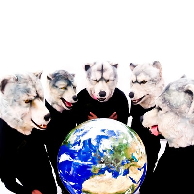 シングル/Get Off of My Way/MAN WITH A MISSION