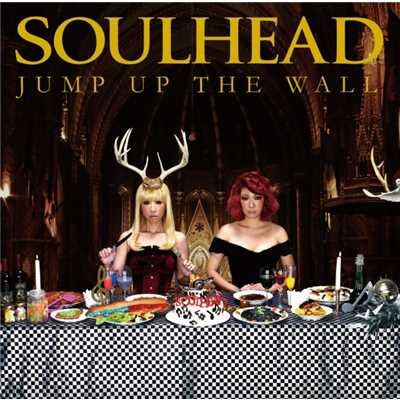 アルバム/JUMP UP THE WALL/SOULHEAD