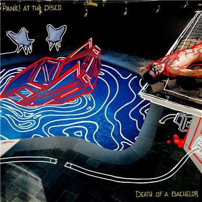 アルバム/Death of a Bachelor/Panic! At The Disco