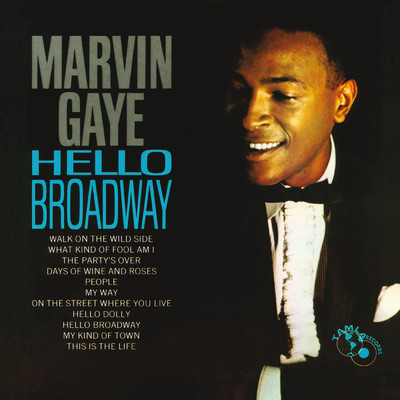 ハイレゾアルバム/Hello Broadway/Marvin Gaye