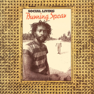 アルバム/Social Living/Burning Spear