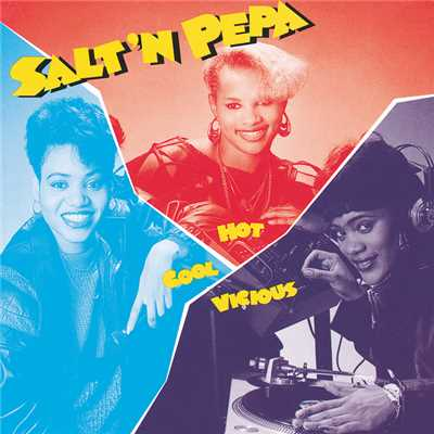 シングル/Push It/Salt-N-Pepa