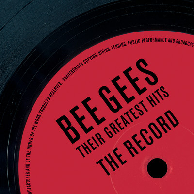アルバム/The Record - Their Greatest Hits/Bee Gees