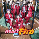 シングル/Heart on Fire/DA PUMP