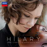 ハイレゾ/Garcia Abril: 6 Partitas para Violin solo - 1. Heart/Hilary Hahn