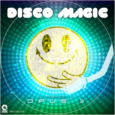 アルバム/Disco Magic Opus 3/Various Artists