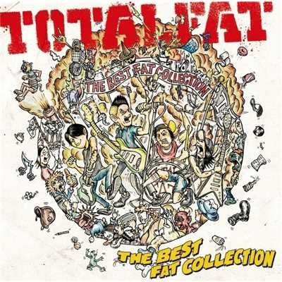 アルバム/THE BEST FAT COLLECTION/TOTALFAT