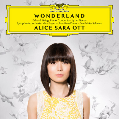 Grieg: Lyric Pieces Book III, Op.43 - 6. To Spring/Alice Sara Ott