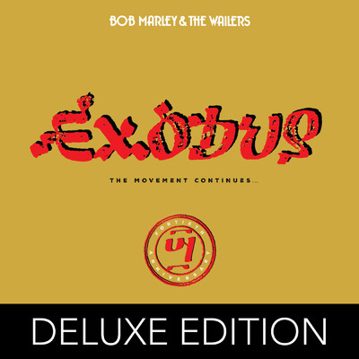 シングル/Exodus (Live At Rainbow Theatre, London / 1977)/Bob Marley & The Wailers