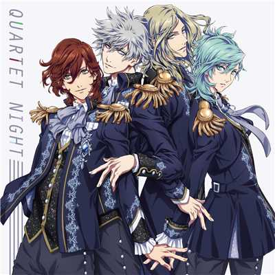 アルバム/FLY TO THE FUTURE/QUARTET NIGHT