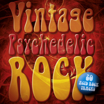 アルバム/Vintage Psychedelic Rock: 20 Acid Rock Classics/Various Artists