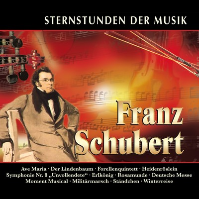 アルバム/Sternstunden der Musik: Franz Schubert/Various Artists
