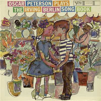 アルバム/Oscar Peterson Plays The Irving Berlin Song Book/Oscar Peterson