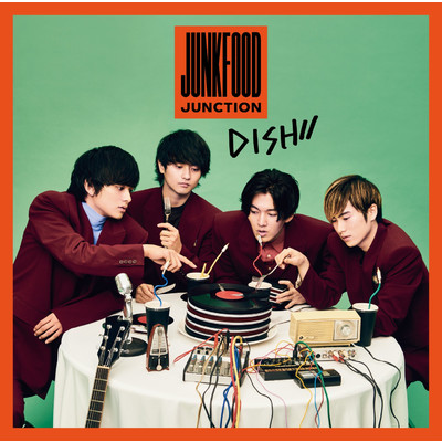 シングル/I'm FISH//(Junkfood Junction ver.)/DISH//