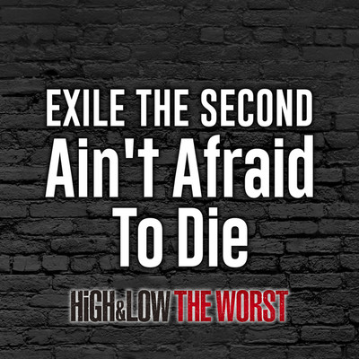 シングル/Ain't Afraid To Die/EXILE THE SECOND