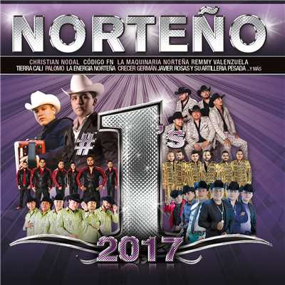 アルバム/Norteno #1's 2017/Various Artists