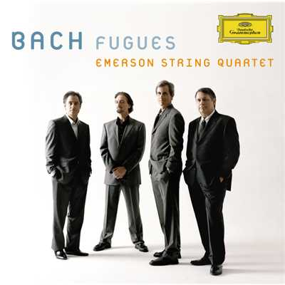 シングル/J.S. Bach: Das Wohltemperierte Klavier: Book 1, BWV 846-869 - Fugue In G Sharp Minor, BWV 863/Emerson String Quartet