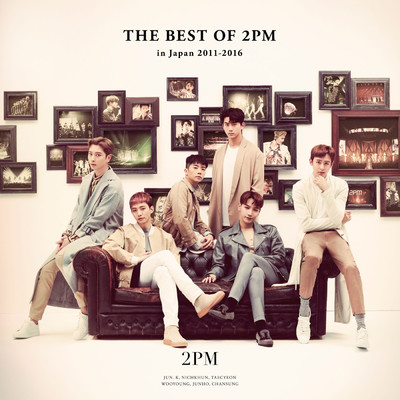 アルバム/THE BEST OF 2PM in Japan 2011-2016/2PM