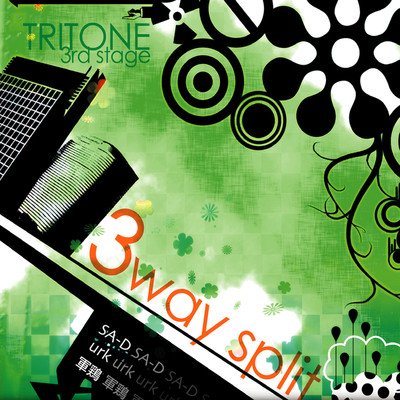 アルバム/TRITONE series.3/Various Artists