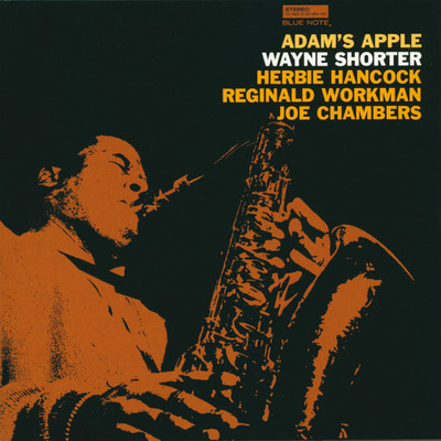 ハイレゾアルバム/Adam's Apple/Wayne Shorter
