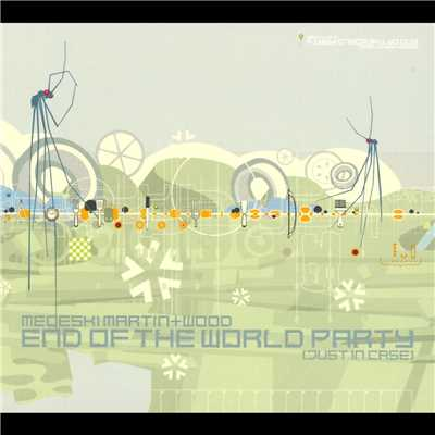シングル/End of the World Party/Medeski, Martin & Wood