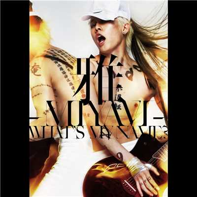 アルバム/WHAT'S MY NAME?/MIYAVI