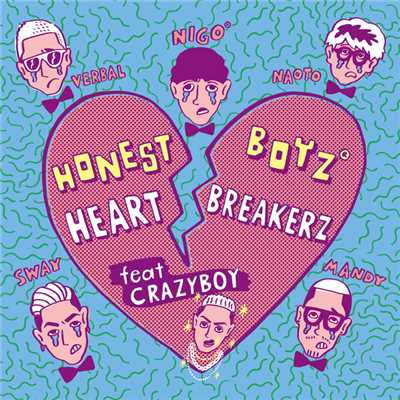 シングル/HeartBreakerZ feat. CRAZYBOY/HONEST BOYZ(R)