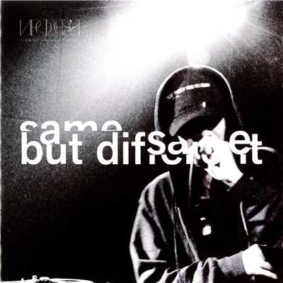 アルバム/Same Same But Different/HAIIRO DE ROSSI