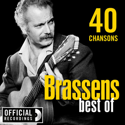 ハイレゾアルバム/Best Of 40 chansons/Georges Brassens