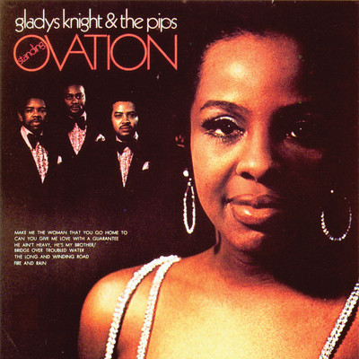 アルバム/Standing Ovation/Gladys Knight & The Pips