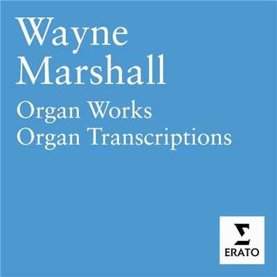 アルバム/Organ Pieces/Wayne Marshall