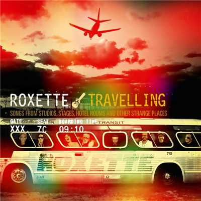 シングル/The Weight of the World (Vocal Up Mix)/Roxette