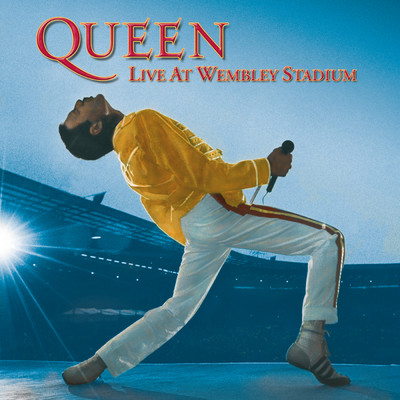 Live At Wembley Stadium/クイーン