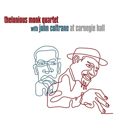 シングル/Evidence (Live At Carnegie Hall, New York/1957)/Thelonious Monk Quartet/John Coltrane