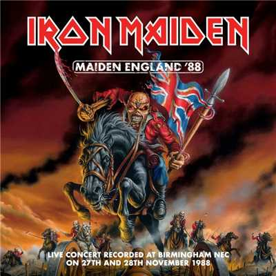 アルバム/Maiden England '88 (2013 Remastered Edition)/Iron Maiden