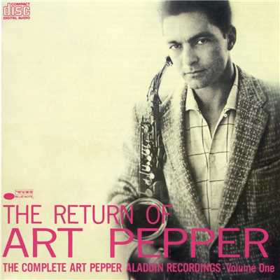 Minority/Art Pepper