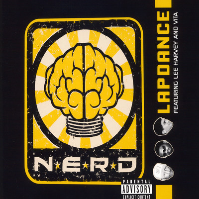 シングル/Lapdance (feat. Lee Harvey & Vita)/N.E.R.D featuring Lee Harvey & Vita
