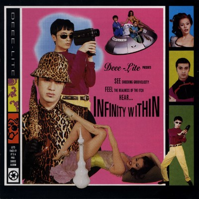 シングル/Love Is Everything/Deee-Lite