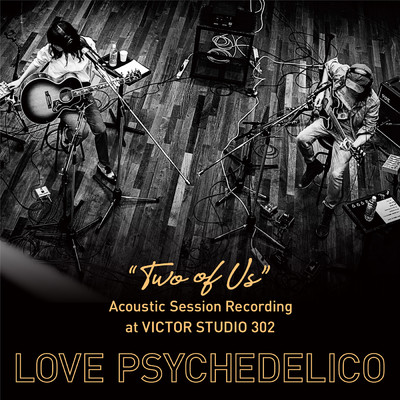 シングル/1 2 3 (Acoustic Live at VICTOR STUDIO)/LOVE PSYCHEDELICO